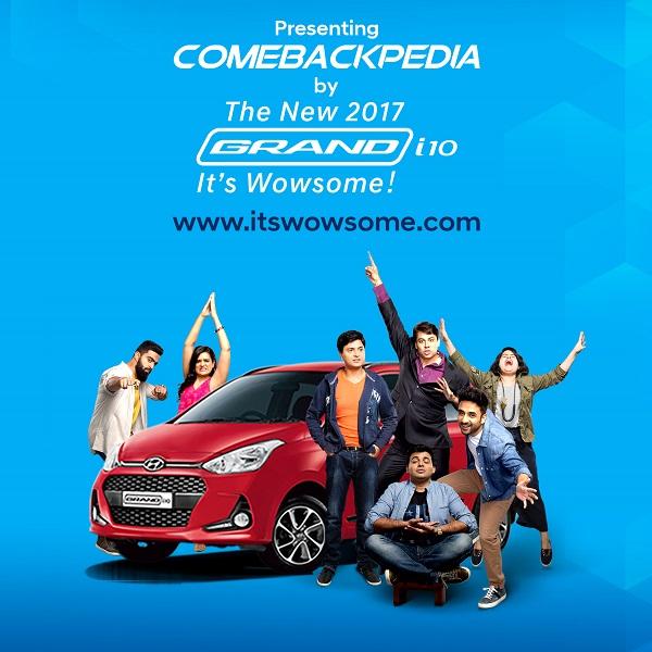 Hyundai Combackpedia