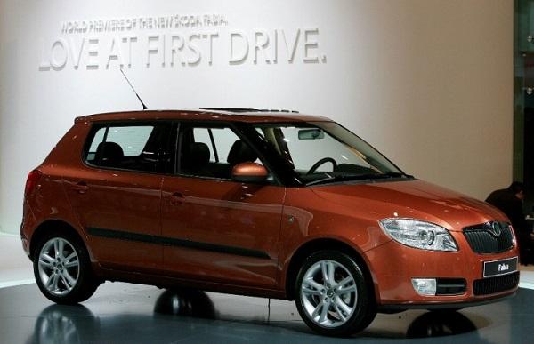 Škoda Plans New Vehicles for India