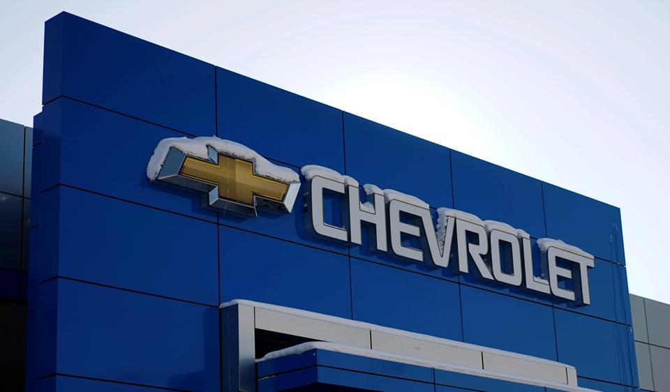 General Motors to Shut Chevrolet Cars in India