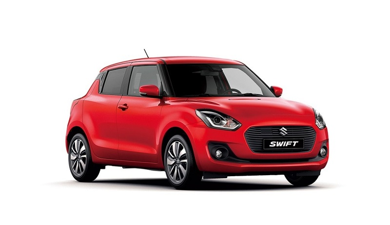2018 Maruti Suzuki Swift