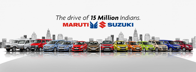 Maruti Suzuki Records 20.6% Hike in the Sales of July Month