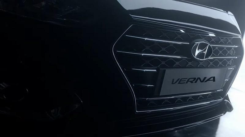 2017 Hyundai Verna Facelift