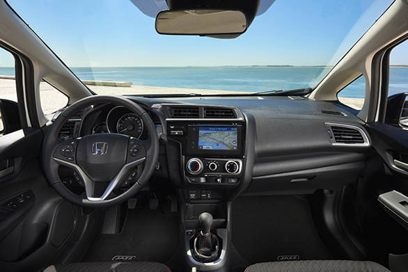 2017 Honda Jazz Interior