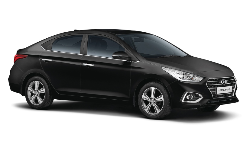 Generation Next Hyundai Verna Front Low View
