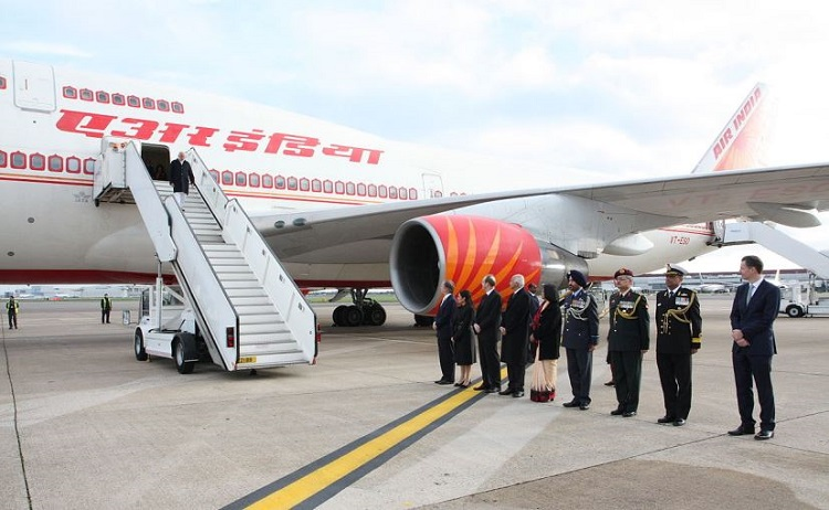 Air India One AIC001
