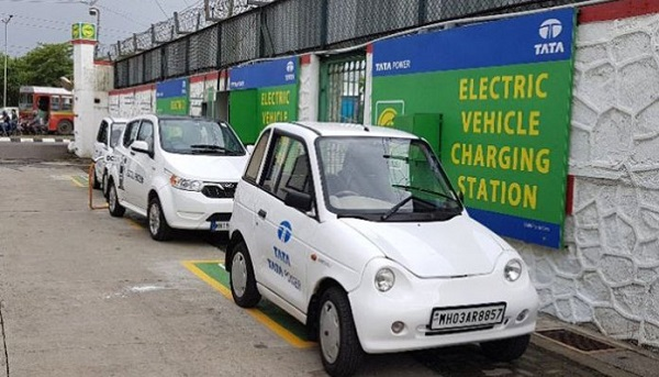 Tata Power: Electric Vehicle Charging Station