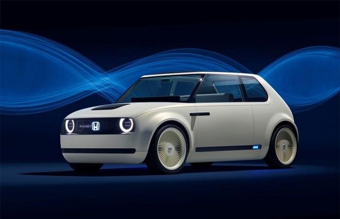 Honda Urban Electronic Vehicle Concept