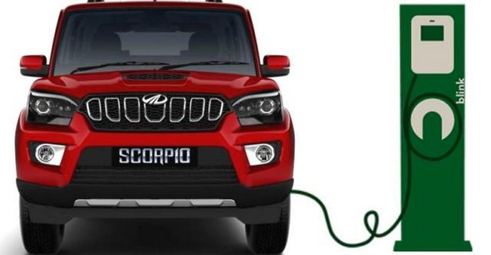 Mahindra Scorpio Electronic