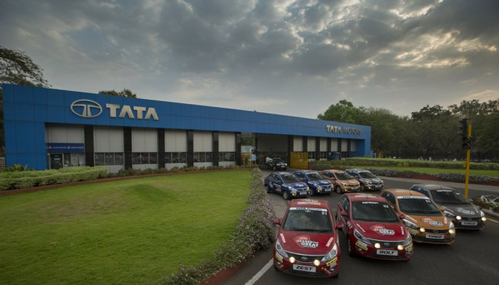 Entire Range Of Tata Cars