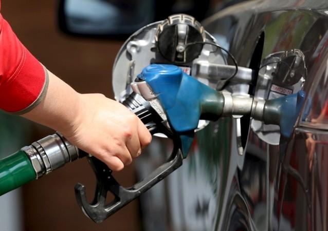Filling Fuel