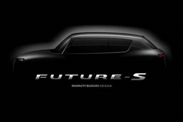 Maruti Suzuki FutureS Concept