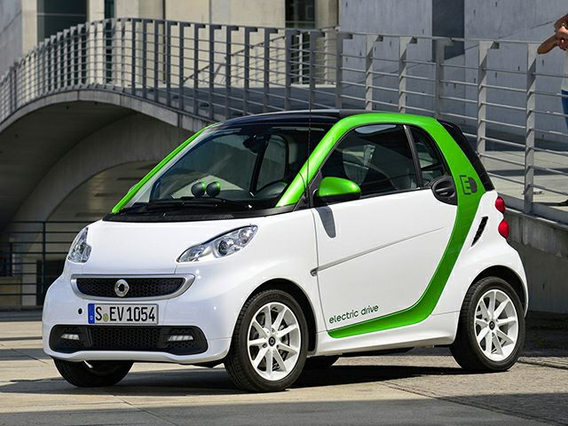 EESL Electric Car