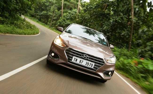Hyundai Verna 1.4 Litre Petrol