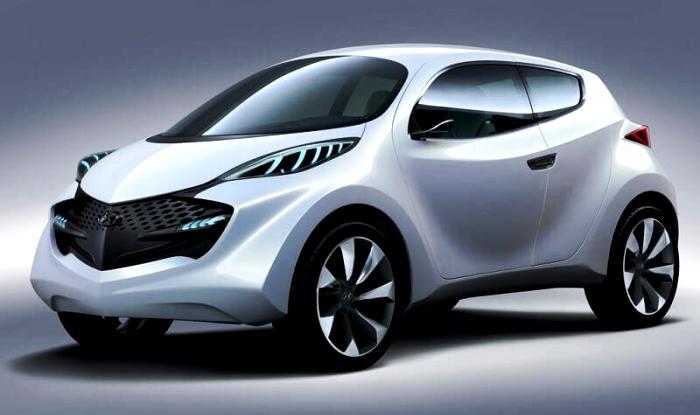 2018 Hyundai Santro Concept