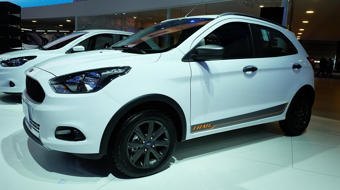 Ford Figo Cross