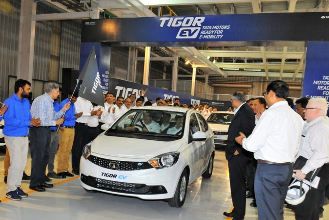 Tata Tigo Electric