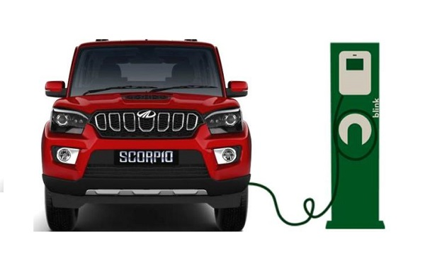 Mahindra Scorpio Electric