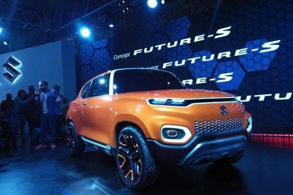 Maruti Concept Future-S