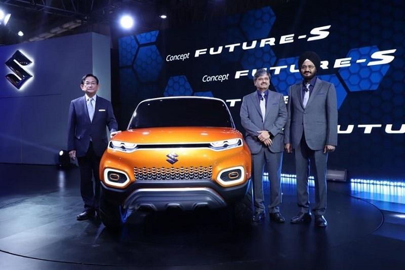 Maruti Suzuki Concept Future-S