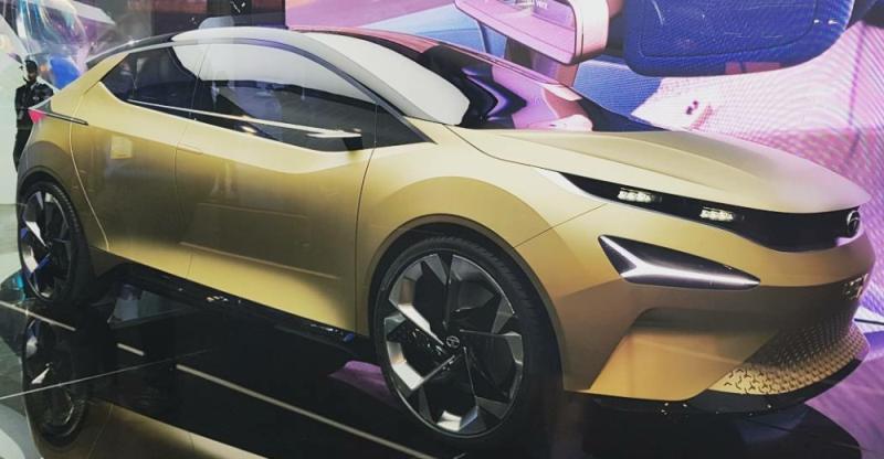 Tata X45X Concept