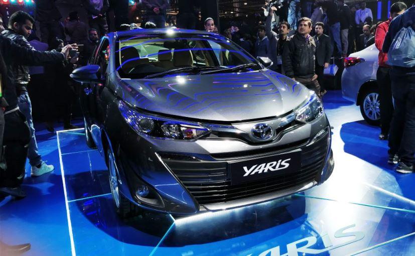 Toyota Yaris Unveil