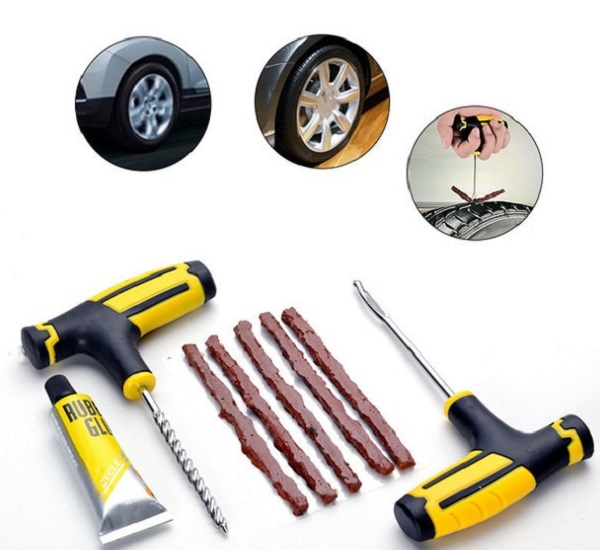 Car Puncture Kit