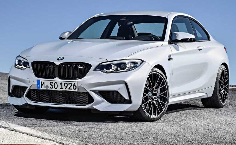 BMW M2 Competition Front Low View