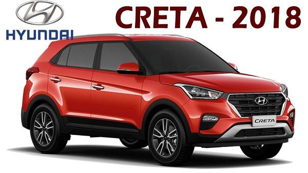 Hyundai Creta Facelift Font Low View