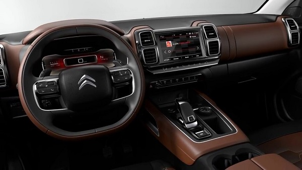 Citroen C5-AirCross Interior