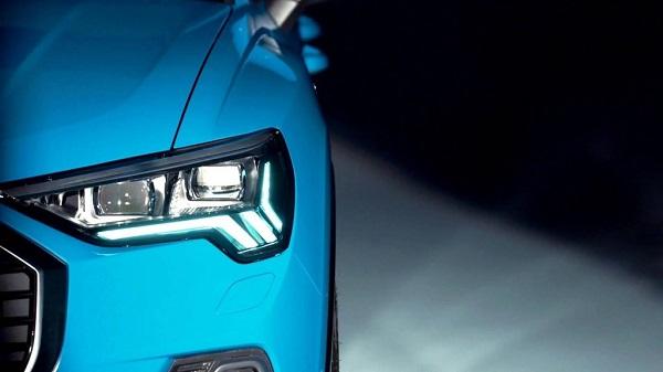 Audi Q3 Teaser Image