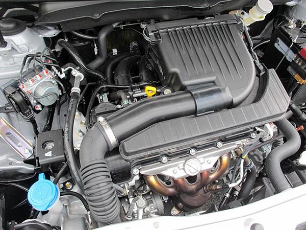 Maruti Suzuki Ciaz Facelift 1.5 litre Petrol SHVS Engine