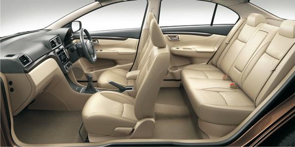 Maruti Suzuki Ciaz Facelift Interior