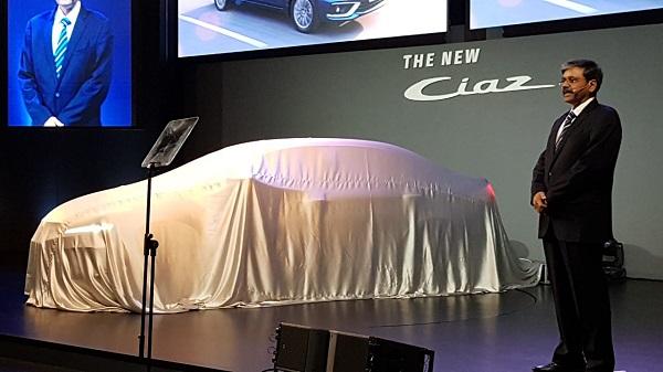 Presenting Maruti Suzuki Ciaz Facelift