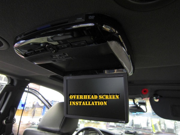 Roof Mounted Video Player