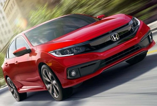 Front Fascia Of Generation Next Honda Civic
