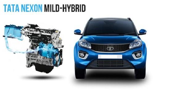 Tata Nexon Mild Hybrid Engine