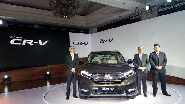 Launch Event Of Honda CR-V