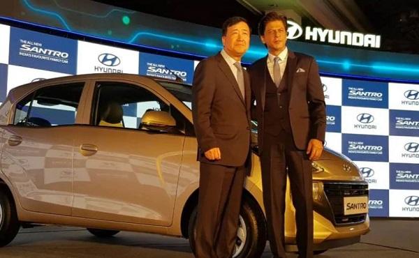 Hyundai Santro Launch