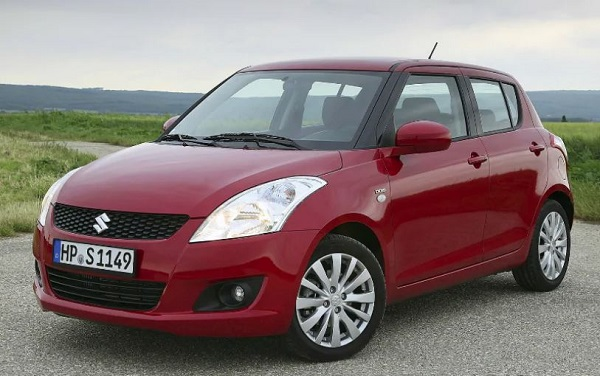 2nd Generation of Maruti Suzuki Swift