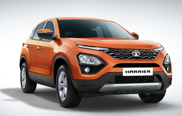 Tata Harrier Front View