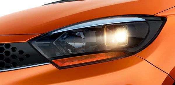 Tata XZ+ Front Head Light