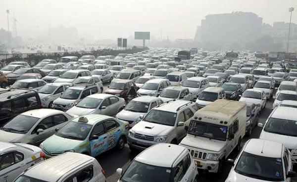 Delhi Vehicles