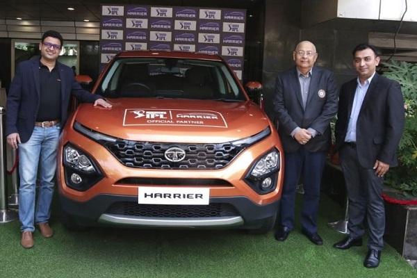 Tata Harrier The Official Partner of VIVO IPL 2019