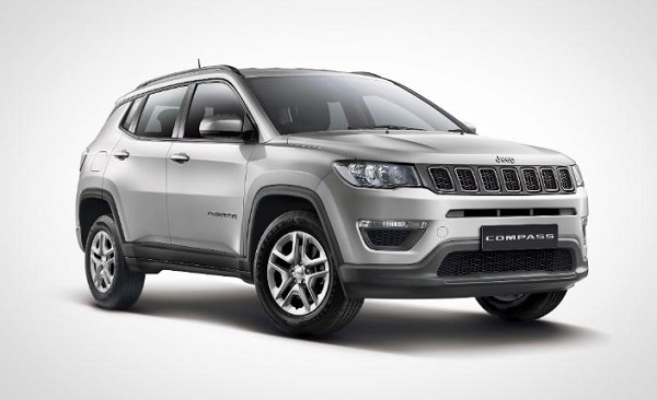 Jeep Compass Sports Plus