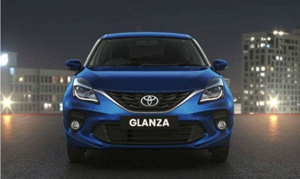 Toyota Glanza Front Fascia