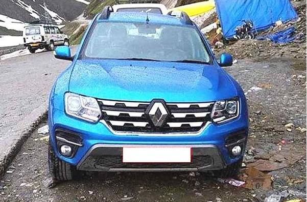 Renault Duster 2019 Front Fascia