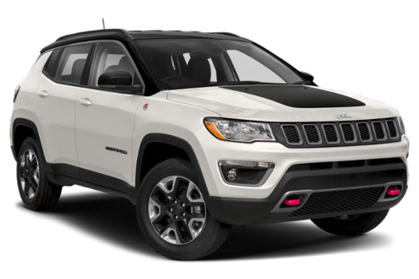 Jeep Compass Front Low End View