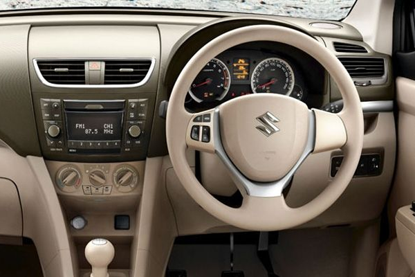 Maruti Suzuki Ertiga Interior