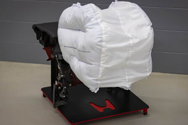 New  Multi Chamber Airbag Technology