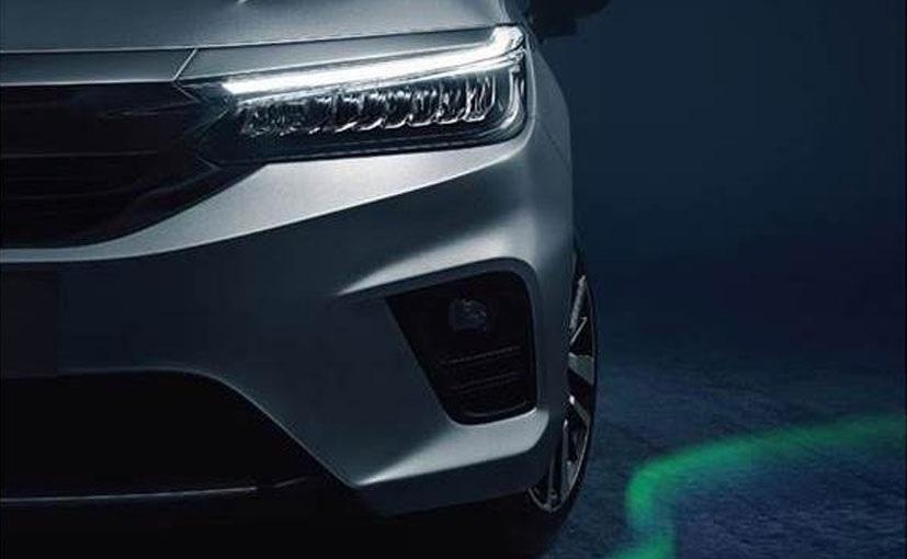 Honda City 2020 Teaser Image